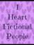 Cheryl (I Heart Fictional People)
